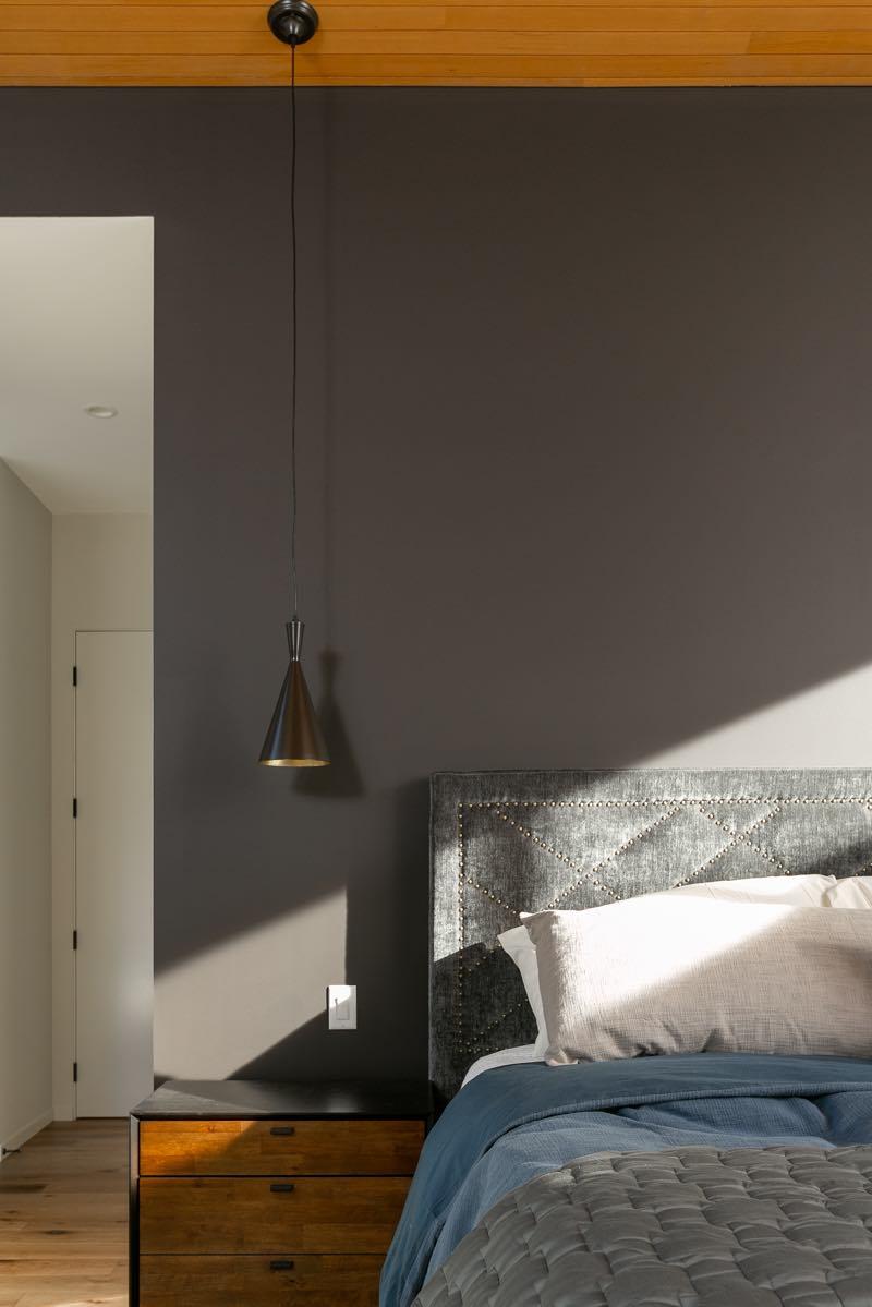 Contemporary West Coast Bedroom