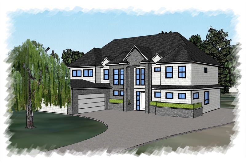 Creekside Modern Farmhouse Design