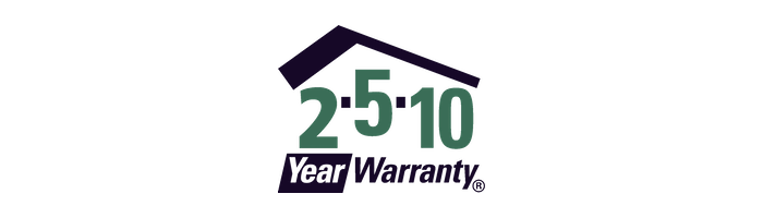 2 5 10 Warranty Logo