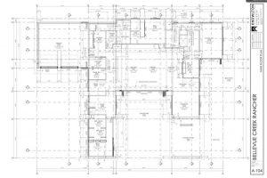 Bellevue Creek Rancher Main Floor Plan