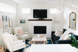 Carriage House Living Room