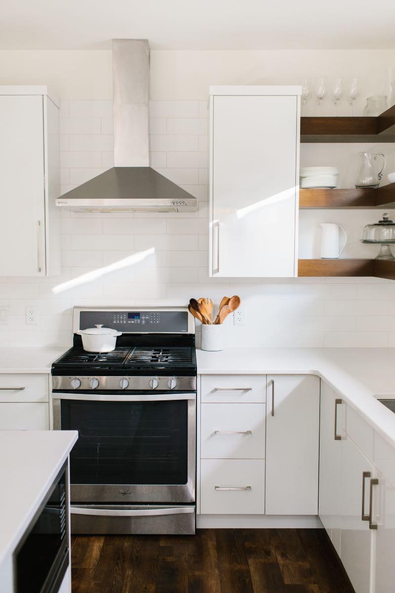 Clean Kitchen Design