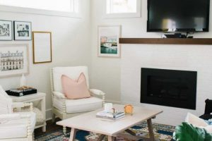 Modern Carriage House Interior